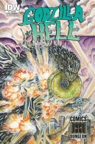 File:GODZILLA IN HELL Issue 1 CVR RE Comics Dungeon.jpg