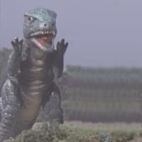 Cast gorosaurus