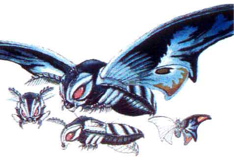 File:Concept Art - Rebirth of Mothra 3 - Mothra Leo 2.png