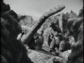 Godzilla Raids Again - 6 - Angilas lunges towards Godzilla
