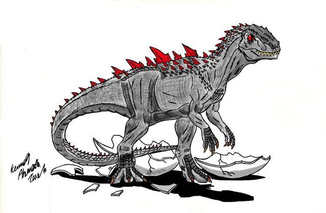 File:Neo Daikaiju GODZILLA JR by Dino master.jpg