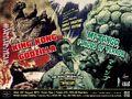 UK KKvG and Matango 2012 Double Bill Poster