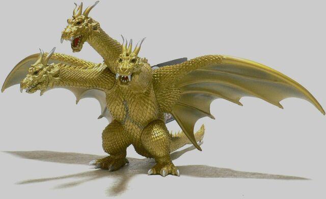 File:Bandai Japan 2001 Movie Monster Series - King Ghidorah 2001.jpg