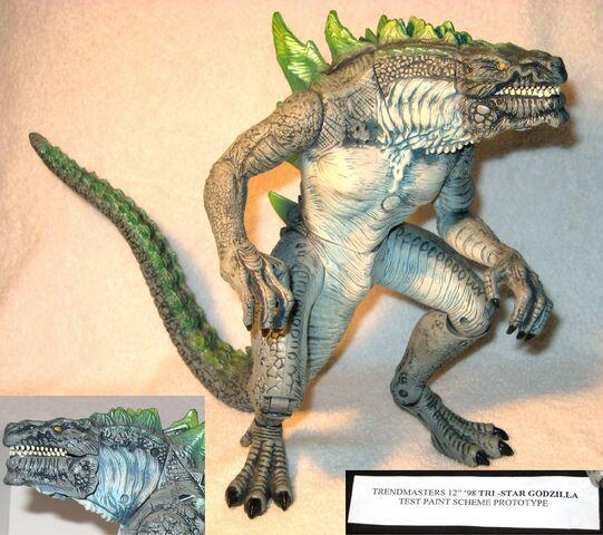 File:Trendmasters Living Godzilla Repaint.jpg
