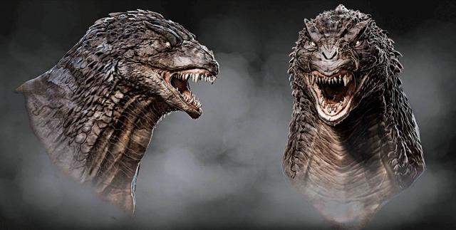 File:Concept Art - Godzilla 2014 - Godzilla 13.png