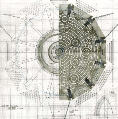 File:Concept Art - Godzilla Final Wars - Xilien Mothership Main Hall 2.png