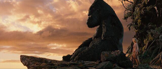 File:Kong on his Mountain.jpg