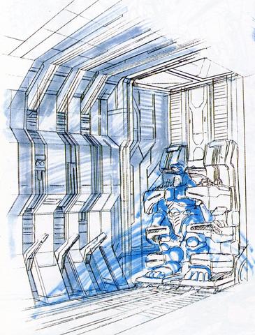 File:Concept Art - Godzilla vs. MechaGodzilla 2 - MechaGodzilla Dock 1.png