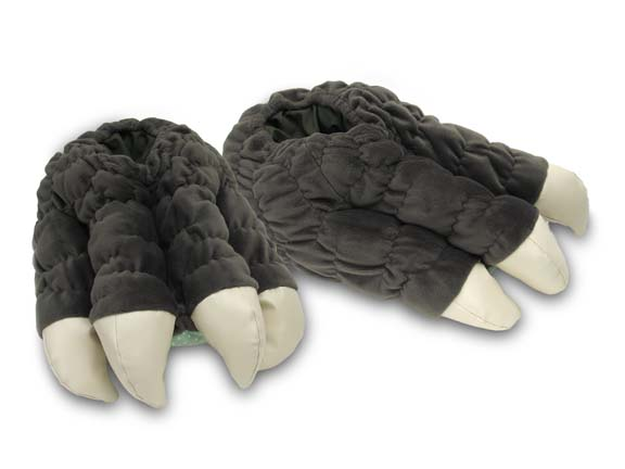 File:Toy Godzilla Slippers.jpg