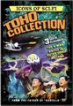 Sony Icons of Sci-Fi Toho Collection DVD Set
