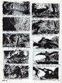 The Legend of King Kong Storyboard Panels 2