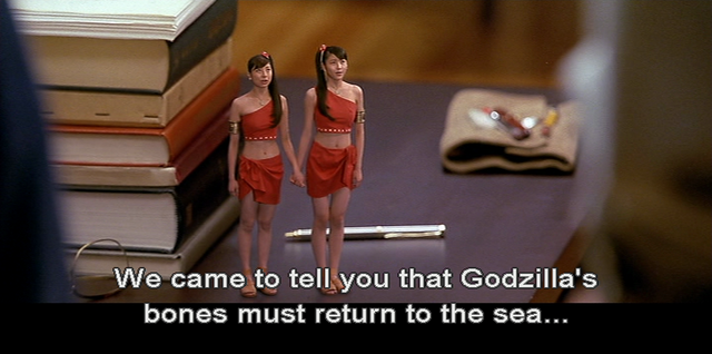 File:GMMG - We came to tell you that Godzilla's bones must return to the sea....png