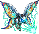 Godzilla X Monster Strike - Armor Mothra
