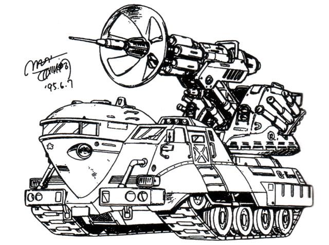 File:Concept Art - Godzilla vs. Destoroyah - DAG-MB96 1.png