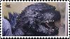 Godzilla 2014 Stamp