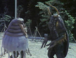File:Greenman - Monsters - Cretin revealing his creation, Garamedon.jpg