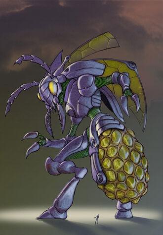 Lightning Bug concept art