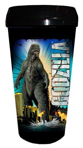 File:Godzilla 2014 Silver Buffalo 16 oz Plastic Travel Mug.jpg