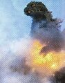 G2K - Godzilla Being Attacked by the Military