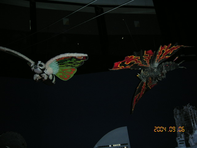 File:Mothra Leo and Battra in 2004.jpg