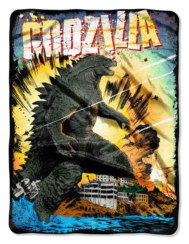 File:Godzilla 2014 Merchandise - Clothes - Throw Blanket.jpg