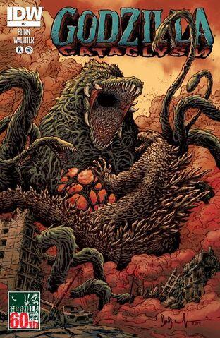 File:Godzilla Cataclysm Issue 2 CVR A 60th.jpg