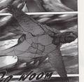 GvsB Manga Gamera flying