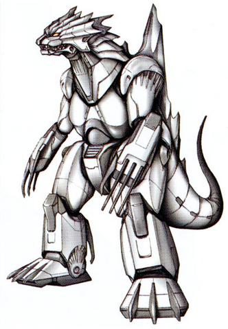 File:Concept Art - Godzilla Against MechaGodzilla - Kiryu 2.png