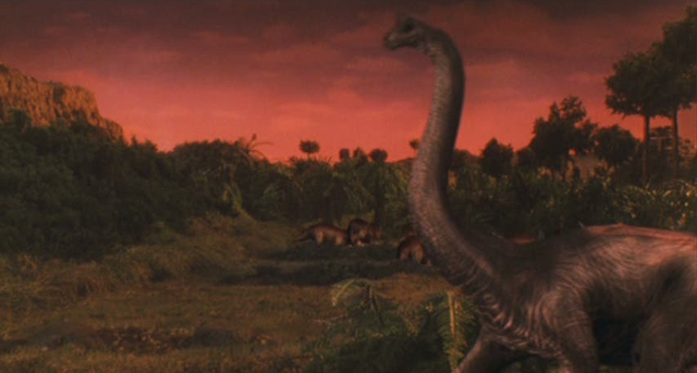 File:Cretaceous Period Apatosaurus and Triceratops.png