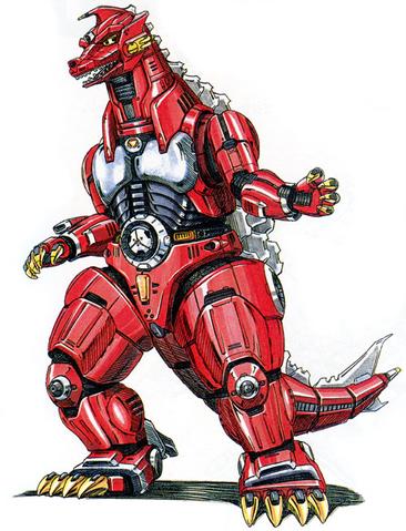 File:Concept Art - Godzilla vs. MechaGodzilla 2 - MechaGodzilla 2.png
