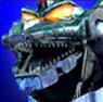 Godzilla on Monster Island - MechaGodzilla Slot