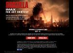 IMAX Godzilla Fan Art 2014 Contest