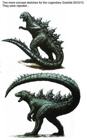 File:Officially Rejected Godzilla 2014 Concept Designs.jpg