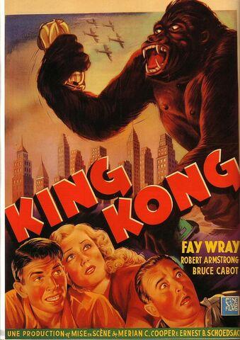File:French King Kong 1933 Poster.jpg