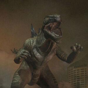 The FinalJira as it is seen in Godzilla: Final Wars