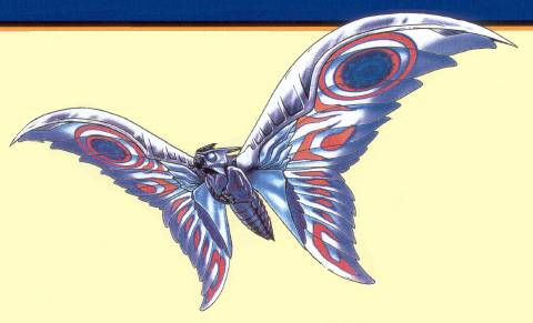 File:Concept Art - Rebirth of Mothra 3 - Armor Mothra 1.png