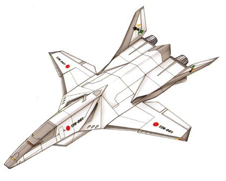 File:Concept Art - Godzilla Against MechaGodzilla - Shirasagi 4.png