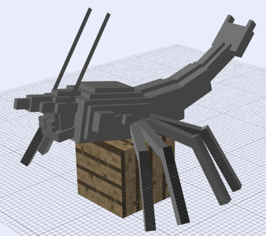 File:Ebirah development model MC.png