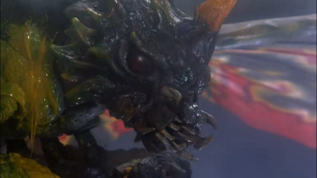 File:Godzilla And Mothra The Battle For Earth - - 6 - Battra is now dead.png