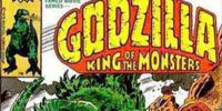 Godzilla, King of the Monsters (Marvel) Issue 21
