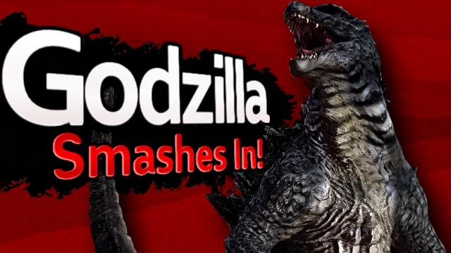 File:Super Smash Bros Godzilla 2014.png