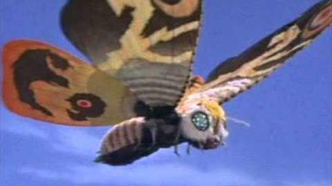 Mothra 1961-1968 Cries