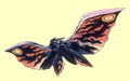 Concept Art - Rebirth of Mothra 3 - Armor Mothra 4