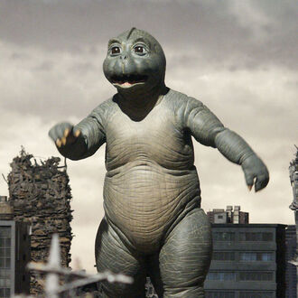 Minilla in Godzilla: Final Wars (click to enlarge)