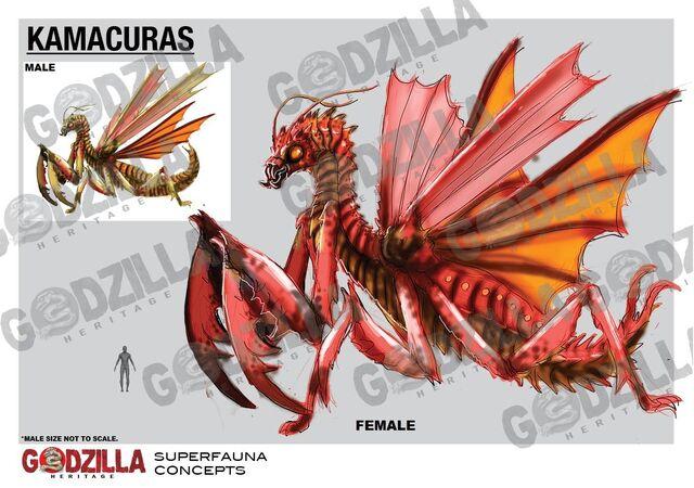 File:Godzilla Heritage - Kamacurus.jpg