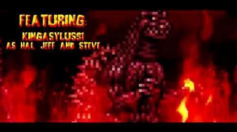 Project 2014 - Godzilla vs