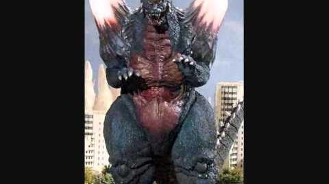 SpaceGodzilla (King Ghidorah: Monster Zero)
