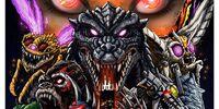 Godzilla: Battle Royale
