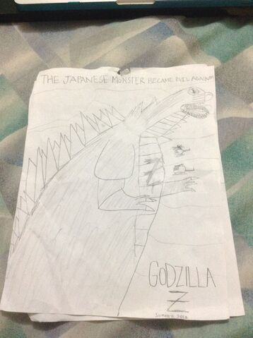 File:Godzilla Z Teaser Poster.JPG