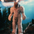 Wolfman - wolf